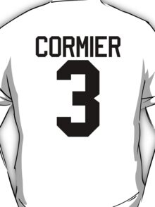 Delphine Cormier jersey - black text T-Shirt