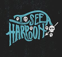 Harpoon. by Tyler Wetta
