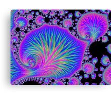 Lost in the Echo Under the Sea Canvas Print