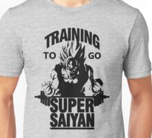 training to go Unisex T-Shirt