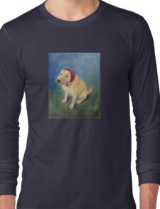 The Babushka Dog Long Sleeve T-Shirt