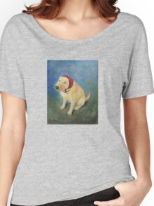 The Babushka Dog Women's Relaxed Fit T-Shirt