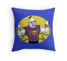 Road Rocky! Throw Pillow