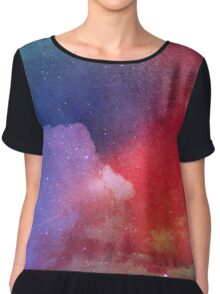 Space Magic Chiffon Top