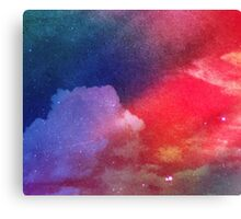 Space Magic Canvas Print