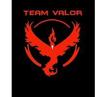 Pokemon Go: Team Valor Photographic Print