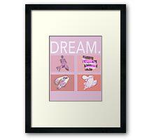 Dream. (B) Framed Print