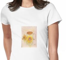 Two of my Favorite Things Womens Fitted T-Shirt