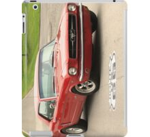 Mustang, Route 66 iPad Case/Skin