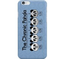 Chronic Painda iPhone Case/Skin