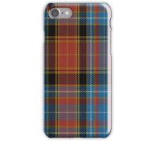 02312 Dalrymple of Castleton Artefact Tartan iPhone Case/Skin