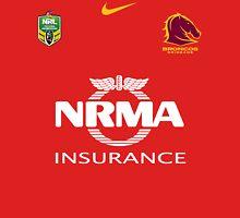 NRL BRONCOS BRISBANE Unisex T-Shirt