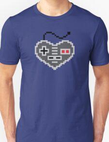8 Bit Love Unisex T-Shirt