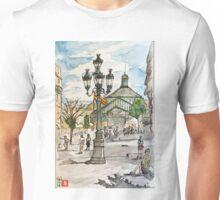 Barcelona Cultural Center Unisex T-Shirt