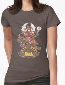 Ordinary Ninja Turtles  Womens Fitted T-Shirt