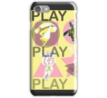 Play. (A) iPhone Case/Skin