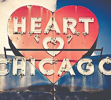 Heart of Chicago by Kadwell