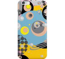 hello bloop iPhone Case/Skin