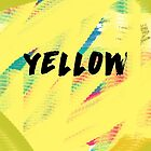 yellow coldplay by Atom For Peace 420