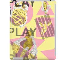 Play. (B) iPad Case/Skin