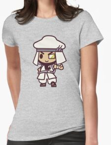 Chibi Rashid Womens Fitted T-Shirt