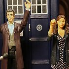 """""""Out of the frying pan and into the fire eh Clara?"""" by Andrew DiNanno"""