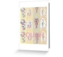 Touch. (A) Greeting Card
