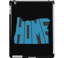 Oregon HOME state design iPad Case/Skin