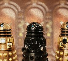 """""""The Daleks reign supreme!"""" by Andrew DiNanno"""