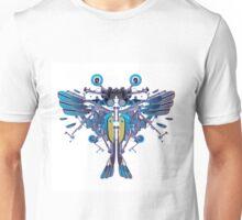 Birdterfly rider Unisex T-Shirt