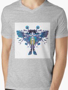 Birdterfly rider Mens V-Neck T-Shirt