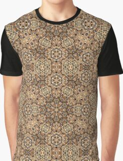 Colorful ethnic patterned Graphic T-Shirt