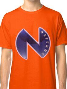 Hyperdimension Neptunia Neptune Logo Classic T-Shirt