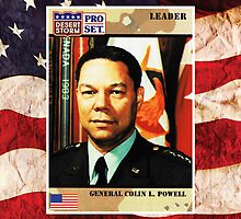 COLIN POWELL by rule30