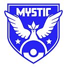 Team Mystic - Pokemon Go by Frenchican