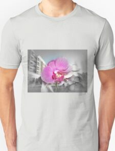 Orchid City Drive By Unisex T-Shirt