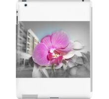 Orchid City Drive By iPad Case/Skin