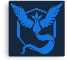 Team Mystic Canvas Print