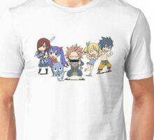 fairytails strongest team  Unisex T-Shirt