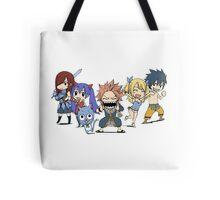 fairytails strongest team  Tote Bag