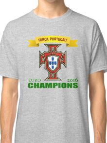 Euro 2016 Football - Team Portugal Classic T-Shirt
