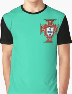 Euro 2016 Football - Team Portugal Graphic T-Shirt