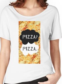 Pizza? Pizza - Pizza  Women's Relaxed Fit T-Shirt