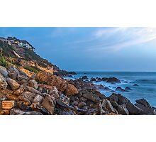 Atlantic Ocean Shores in Dakar, Senegal Photographic Print