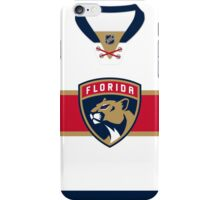 Florida Panthers Away Jersey iPhone Case/Skin