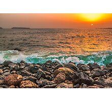 Atlantic Ocean Shores Photographic Print