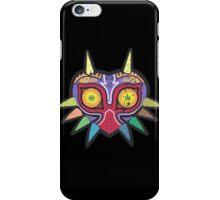 Majora's Mask (distressed) iPhone Case/Skin