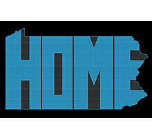 Pennsylvania HOME state design Photographic Print