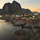 Hamnøy by Cameron B