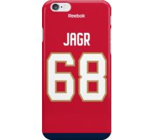 Florida Panthers Jaromir Jagr Jersey Back Phone Case iPhone Case/Skin